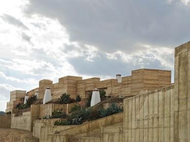Castillo de Nogalte y Casas Cueva - Mirador de la historia