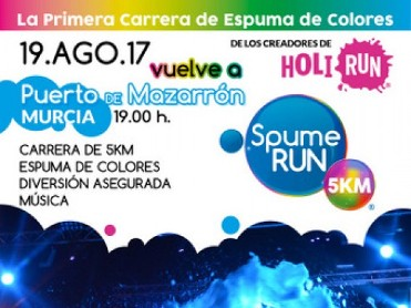 19th August Spume Run Mazarrón