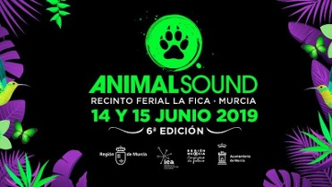 14th and 15th June 2019 Animalsound Festival Murcia