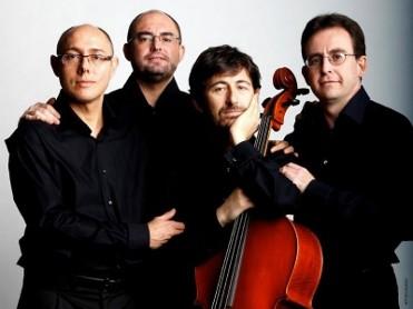 Monday 23rd December The Saravasti Quartet Christmas concert Murcia Auditorium