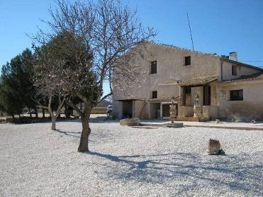 Hospedería rural The Olive Tree (Jumilla)