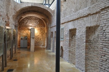 4th March free guided tour of the Los BaÁ±os thermal baths museum in Alhama de Murcia