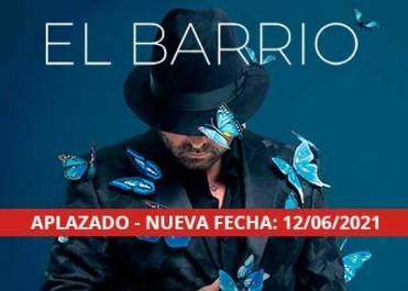 Concierto El Barrio - El Danzar de las Mariposas en Murcia. NUEVAS FECHAS