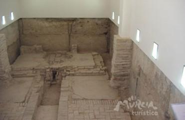 Resto Palacio Islámico del S. XII