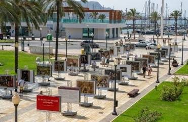 The Prado roadshow comes to Cartagena; art in the open air throughout August