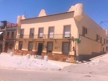 Edificio del Cuartel de la Guardia Civil