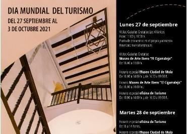 Mula, Día Mundial del Turismo