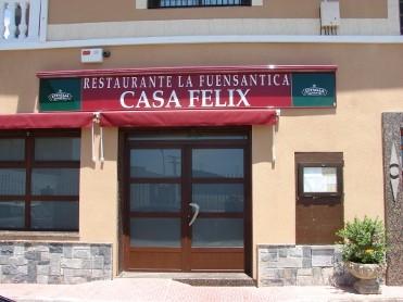 MARISQUE. CASA FELIX-LA FUENSANTICA