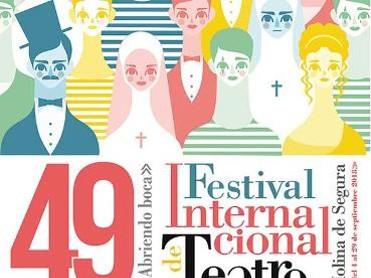 50 Festival Internacional de Teatro de Molina de Segura