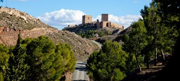 Every Thursday English language tour of Lorca castle with lunch included throughout October 2017
