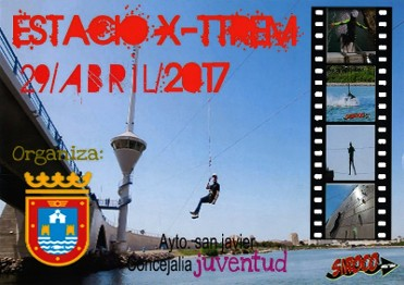 29th April Estacio XTreme free extreme sports in La Manga del Mar Menor