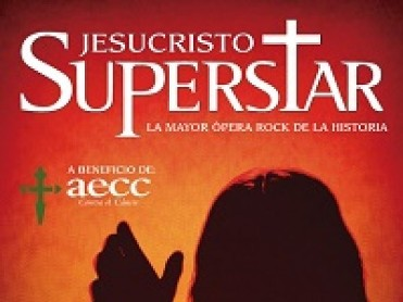 20th and 21st November, Jesus Christ Superstar at the Teatro Guerra in Lorca