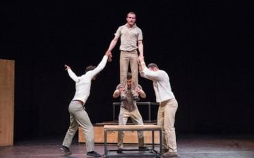 27th April, inTarsi acrobatics show at the Teatro Circo in Murcia