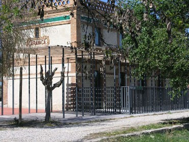 THE LA ESTACIÓN HOSTEL IN CARAVACA