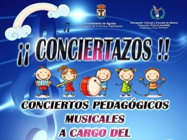 22nd April Mini musical concerts for mini people in Águilas