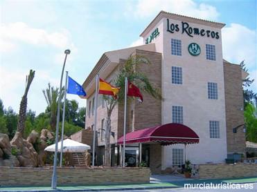 HOTEL LOS ROMEROS