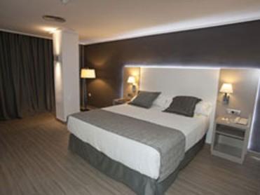 Habitación hotel Cartagonova