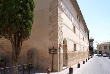 Edificio de la Encomienda