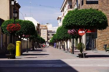 Calle Mayor -  Avenida Fontes