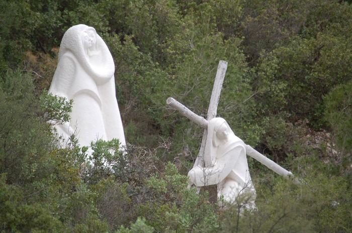 En el corazón de Sierra Espuña vive La Santa