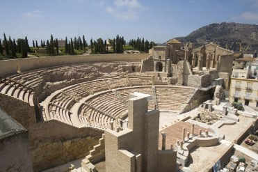 Every Saturday in September Family-themed activity in the Roman Theatre Museum in Cartagena