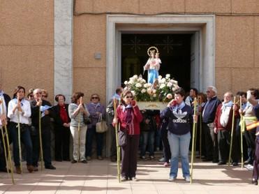 15th September to 8th October: Fiestas in El Mirador, San Javier