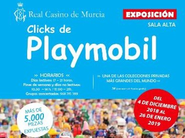 Clicks de PLAYMOBIL