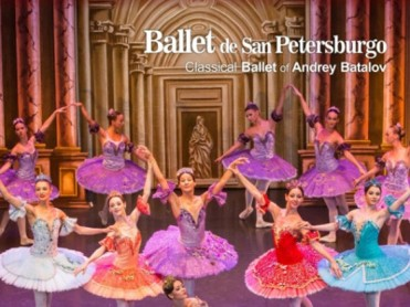 17th January: Sleeping Beauty ballet at the Auditorio Víctor Villegas in Murcia