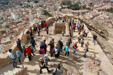 22nd April enjoy the best views of Alhama de Murcia with this guided castle tour