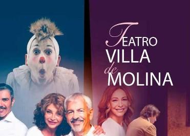PROGRAMACIÓN TEATRO VILLA DE MOLINA