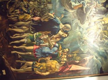 Cuadro réplica de El Greco