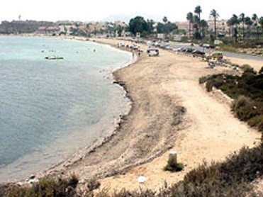 PLAYA DE EL ALAMILLO