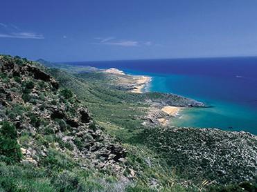 Costa Cálida Región de Murcia - Playa de Calblanque