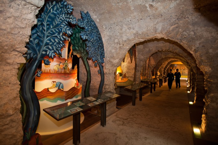 Tours of Lorca Castle in English