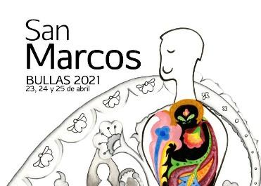Cartel Fiesta de San Marcos