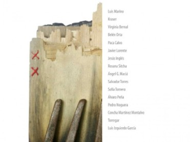 Until 20th May, LibrObjeto exhibition at the Muralla Bizantina in Cartagena