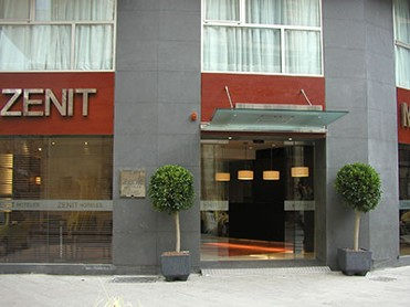 HOTEL ZÉNIT MURCIA