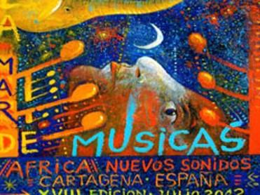 Festival La Mar de Músicas 2012