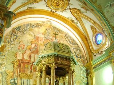 Iglesia de San Miguel Arcangel. Mula