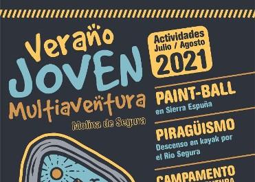 PROGRAMA DE VERANO: LUNA JOVEN 2021