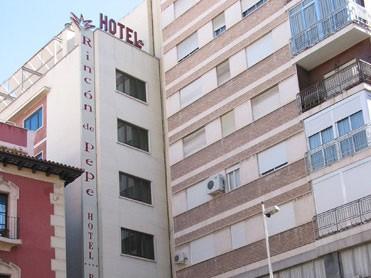HOTEL NH RINCÓN DE PEPE
