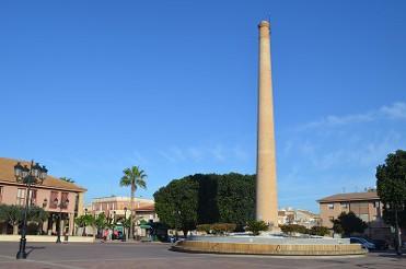 CHIMENEA (FÁBRICA DE TEMPLADO)