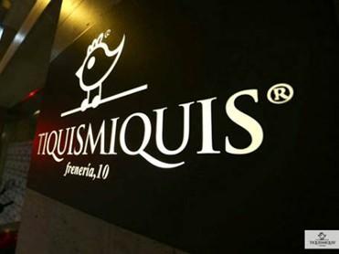 TIQUISMIQUIS GASTRO BAR & SHUSHI