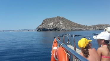 1. TWO SEAS GROSA ISLAND TOUR (LA MANGA KM8, PEDRUCHILLO) 11:00 (2H)