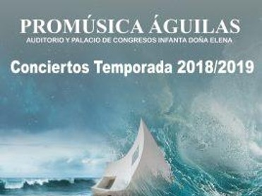 Pro Música Águilas temporada 2018-2019
