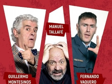 29th April Theatrical humour in Á�guilas
