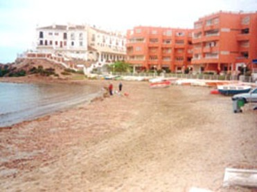 Playa de la Calabardina