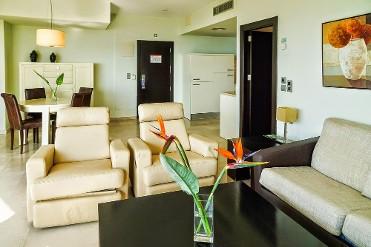 suite de 2 o 3 dormitorios: salón