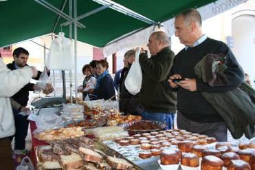 Sunday 9th December Las 4 Plazas artisan market in Mula