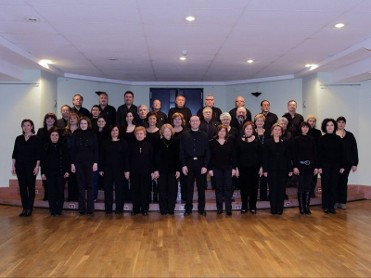 25th February, choral tango concert at the Murcia auditorium